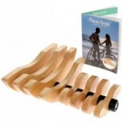 FLEXI BAK - Wooden back stretcher